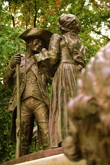 Statue in the Green - Morristown NJ