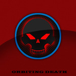 Orbiting Death logo, brought to you by the 4Inkjets coupon page at http://www.scottsigler.com/4inkjets-coupon-codes