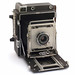 Graflex Pacemaker Crown Graphic by Capt Kodak