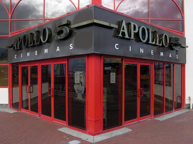 Apollo Cinemas Multiplex In Gelsenkirchen Recklinghausen