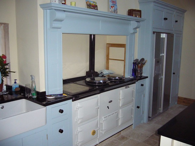 Kitchens: ranges & mantels - a gallery on Flickr