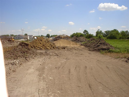 road new city house home grass real illinois open estate realestate mud property dirt land coal unmaintained coalcityil