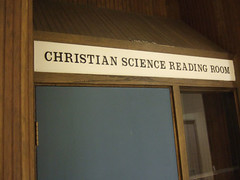 Christian Science Reading Room