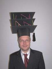 Thomas mit Hut
