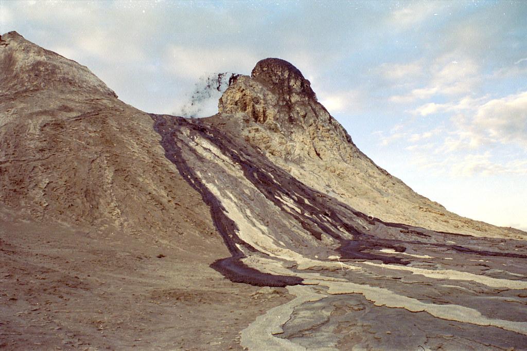 Eruption Ol Doinyo Lengai
