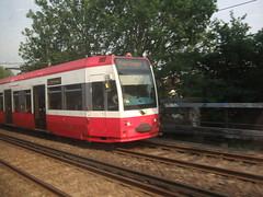 A Croydon Tram