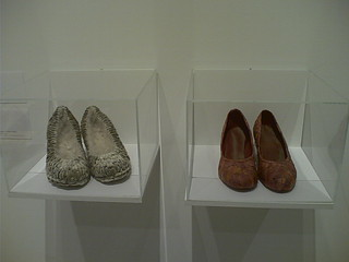 Anni Rapinoja, Spring Shoes and Autumn Shoes, 2004