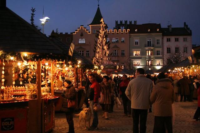 Bressanone, il mercatino di Natale