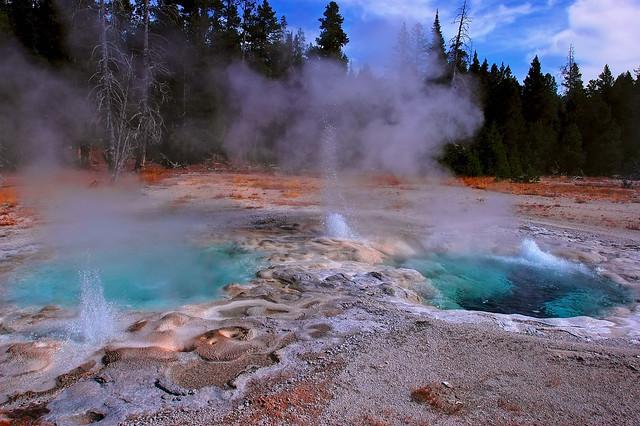 Yellowstone Beats Bellagio