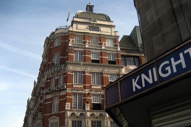 Knightsbridge London Fashion Boutiques