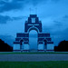 The Thiepval Memorial to the Missing of the Somme, Thiepval, France