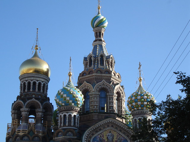 DSC00852, Savior on the Spilled Blood Cathedral, St. Petersburg, Russia
