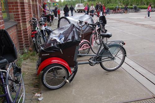 3-wheel Bakfiets