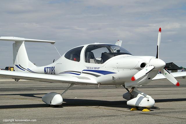Diamond Aircraft Da40 Diamond Star Flickr Photo Sharing
