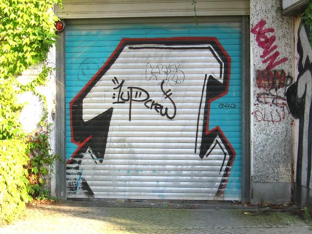 graffiti | 1up | kreuzberg - berlin