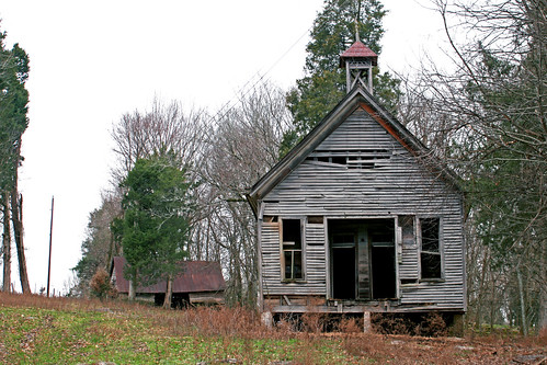Sanders Grove School House