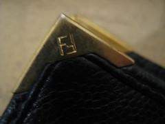 Fendi Buisness Card Holder