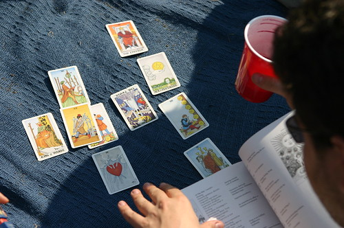 tarot reading by eran by fling93, on Flickr