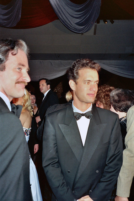 Kevin Kline & Tom Hanks
