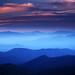 Roan Mountain Sunset by Jeff Zimmerman