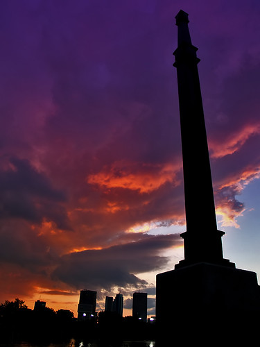 Monumental Sunset