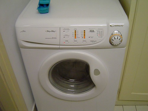 Washer Dryer combo by Candy - 450 Euros by bradameeks26