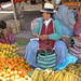 fruits on the market of Pisaq - Peru by picaddict