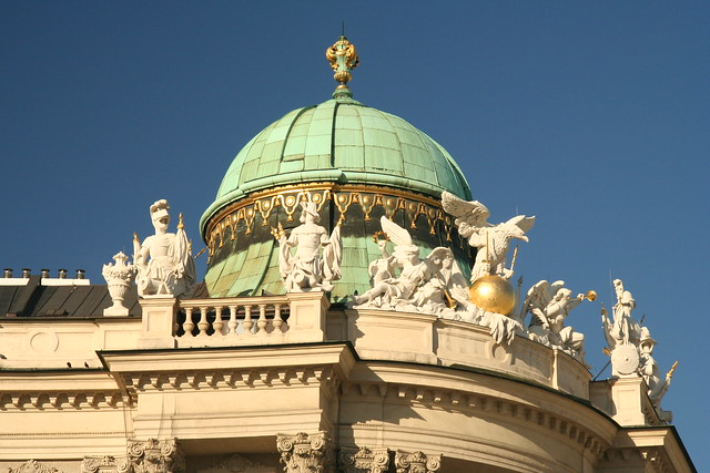 how to go to hofburg palace