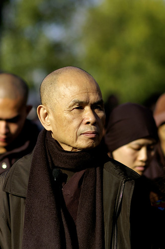 Thich Nhat Hanh Marche meditative 45