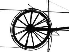 What is it? -- Solved: bullwheel of ski lift