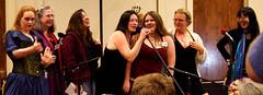 The Torch Singers en Masse