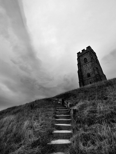 Glastonbury Tor Steps