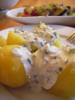 my favourite Potato style