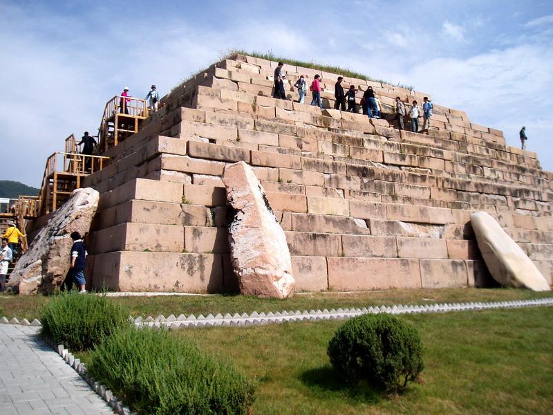 Jangsu-wang's Tomb