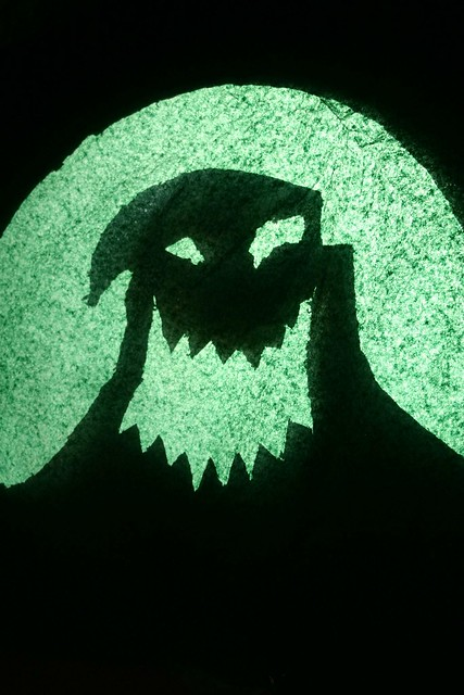 Oogie Boogie Pumpkin Template http://www.flickr.com/photos/sinjy/284726934/