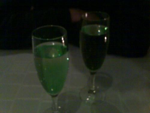 Husets champagnedrink, Gävle