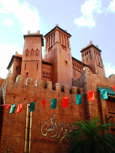 ... Marrakesh, Morocco, EPCOT, Disney World | Flickr - Photo Sharing