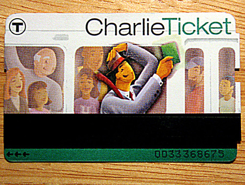 Boston's CharlieTicket | by rekha6