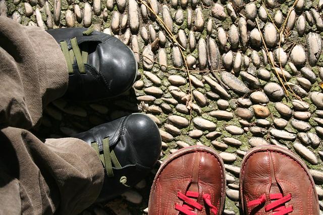 Camper Shoes Right Nina Black