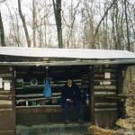 Bake Oven Knob Shelter