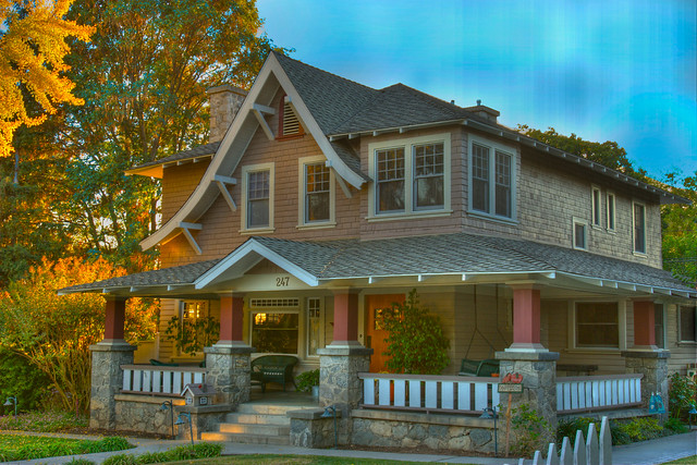 Beautiful Old House In Monrovia California