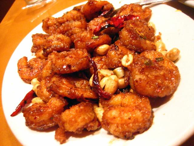 Kung Pao Shrimp Recipe California Pizza Kitchen