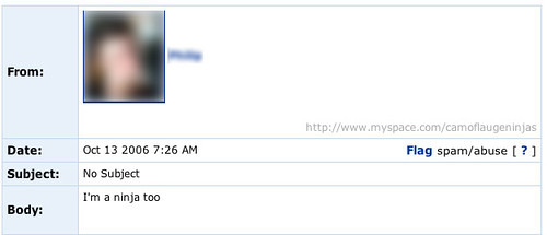 Return of Myspace What Not to Write 22