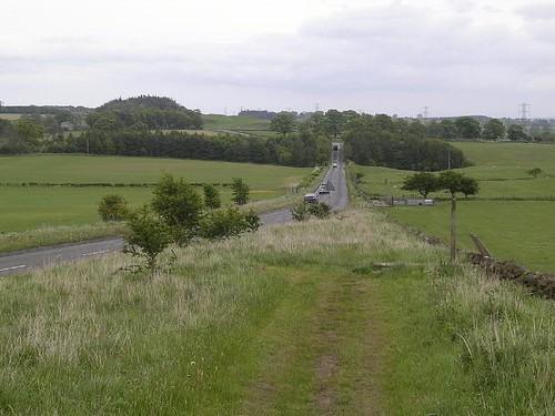 The stile near Milecastle 22