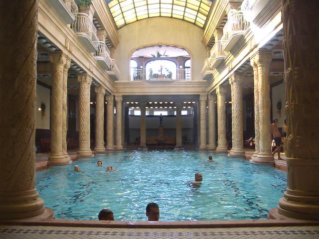 Ba os termales gellert budapest 2005 en la poca medieva flickr photo sharing - Banos budapest ...