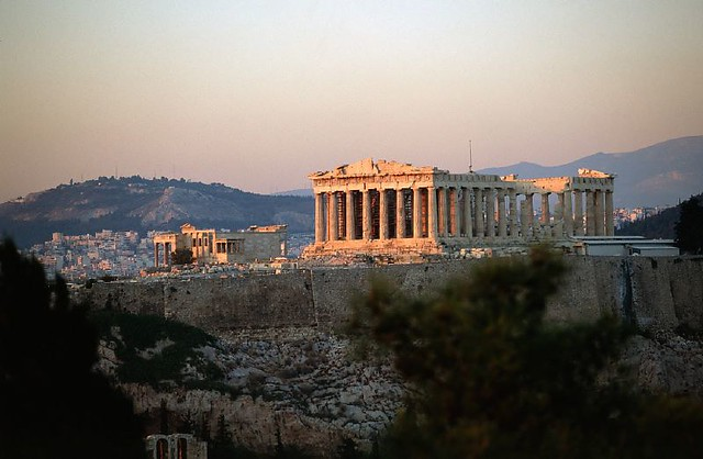 Acropolis-Athens-Greece-via-Flickr-Loic-Pinseel