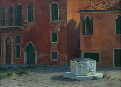 Campo San Rafael, Venice