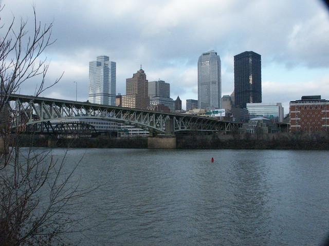 Pittsburgh pa liberty bridge
