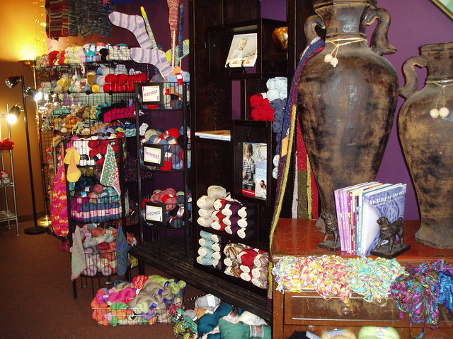 yarn. a Hutchinson, KS, knitting store and coffee boutique… | Flickr ...