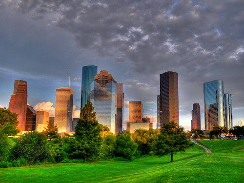 park city usa skyline architecture buildings downtown texas skyscrapers houston weeklysurvivor hdr eleanortinsleypark